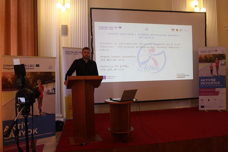 """Održana konferencija """"Podrška sportskim i fizičkim aktivnostima devojčica – Aktivne devojčice"""""""