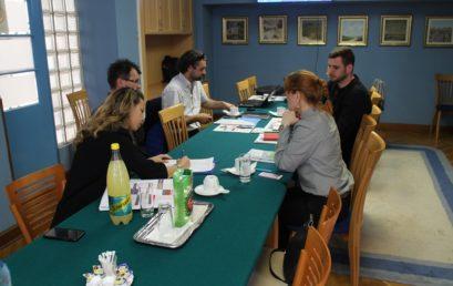 Projektni sastanak u Novom Sadu