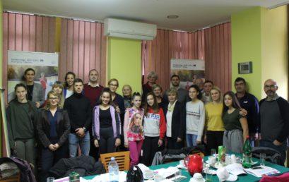 Pokrenut mentorski program u okviru projekta Active Girls